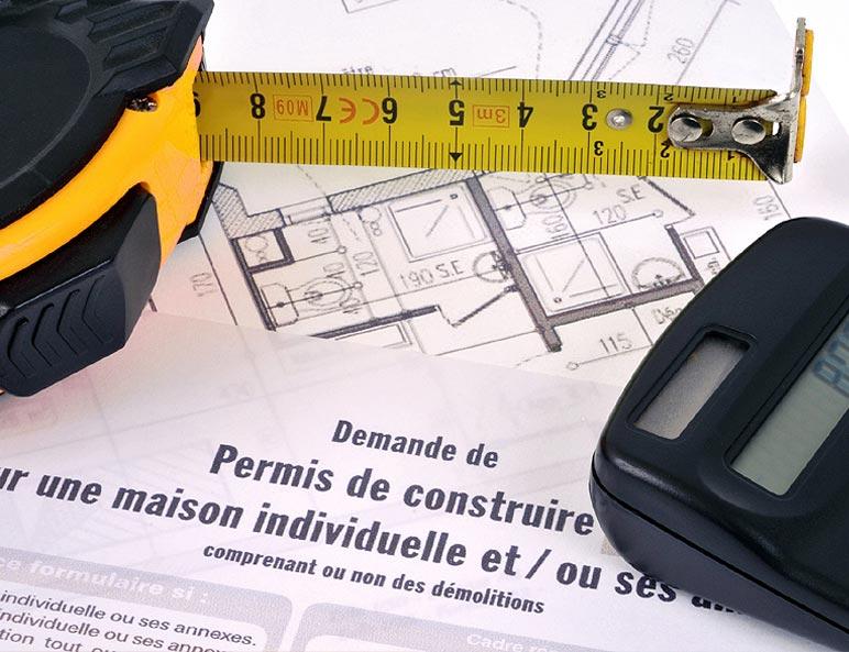 Architecture d'intérieur - Dossiers administratifs