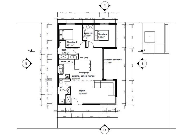 Architecte Jessica Stark : Maison Déclic 5