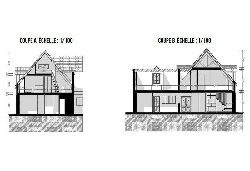 Architecture intérieur, aménagement de combles - Vue 8