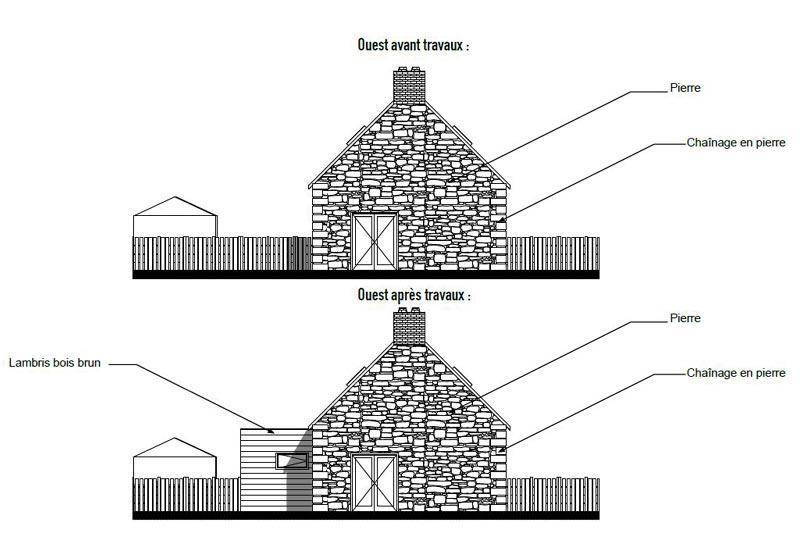 Architecte restaurant : plan 3